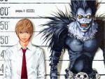 фото страниц Death Note. Black Edition. Книга 1 #4