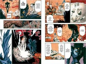 фото страниц Death Note. Black Edition. Книга 1 #5