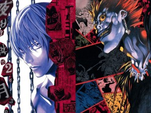 фото страниц Death Note. Black Edition. Книга 2 #6