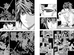 фото страниц Death Note. Black Edition. Книга 2 #4