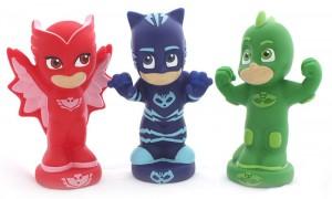 фигурка Игровой набор PJ Masks 'Герои в масках - Набор для ванны' (32598)