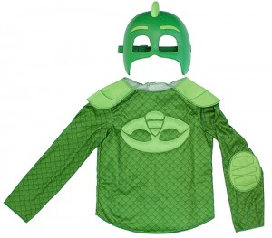 Игровой набор PJ Masks 'Герои в масках - Гекко: маска и кофта' (24718)