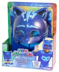 фото Игровой набор PJ Masks 'Герои в масках - Кэтбой: маска и кофта' (24716) #5