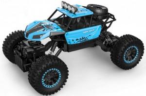 фото Автомобиль на р/у Sulong Toys 'Off-Road Crawler - Super Sport' (голубой, 1:18) #2