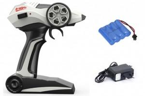 фото Автомобиль на р/у Sulong Toys 'Off-Road Crawler - Super Sport' (голубой, 1:18) #3