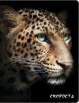 Книга Блокнот Скорость (Гепард)