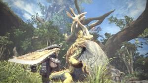 скриншот Monster Hunter: World (PS4, русские субтитры) #10