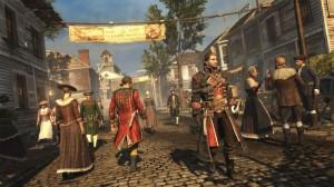 скриншот Assassin's Creed Rogue Remastered PS4 - Assassin's Creed: Изгой. Обновленная версия - Русская версия #4