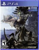 игра Monster Hunter: World (PS4, русские субтитры)
