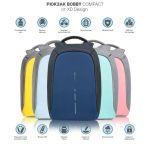 фото Рюкзак XD Design Bobby Compact Turquoise (P705.537) #7