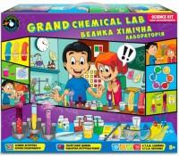 Набор для опытов Science Agents 'Большая химическая лаборатория' (45043)