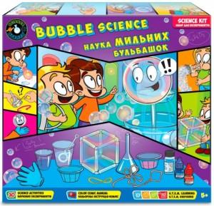 Набор для опытов Science Agents 'Наука мыльных пузырей' (45046)