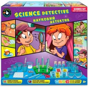 Научный набор Science Agents 'Научный детектив' (45045)