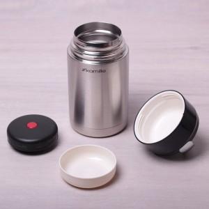 Термос Kamille 1л  из нержавеющей стали (KM2142)