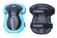 Комплект защитный детский для роликов GLOBBER синий XXS (4897070180222)