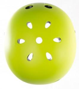 фото Шлем защитный детский GLOBBER зеленый XS (3429325001061) #4