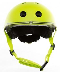 фото Шлем защитный детский GLOBBER зеленый XS (3429325001061) #3