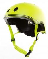 Шлем защитный детский GLOBBER зеленый XS (3429325001061)