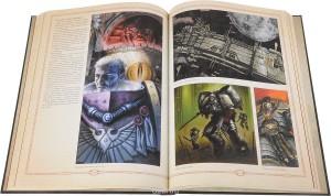 фото страниц Образы Ереси. Артбук. В 2 томах. Том 1 #5