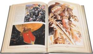 фото страниц Образы Ереси. Артбук. В 2 томах. Том 1 #6