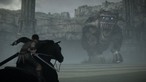 скриншот Shadow of the Colossus. В тени колосса (PS4, русская версия) #2