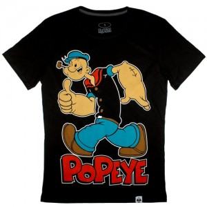 Футболка Lucky Humanoid 'Popeye 2' (S)