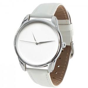 Подарок Часы наручные ZIZ 'Минимализм' белый (1400002)