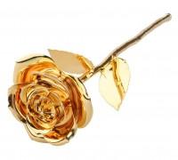 Подарок Золотая роза Golden Rose 24k в подарочной упаковке