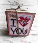 фото Печенье с предсказаниями 'I love you' #3