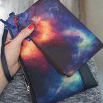 фото Клатч ZIZ 'Космос галактика' (25145) #2