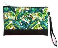 Подарок Клатч ZIZ 'Пальмовые листья' (25152)