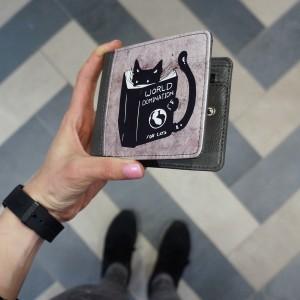 фото Кошелек ZIZ 'Доминация кота' (43007) #4