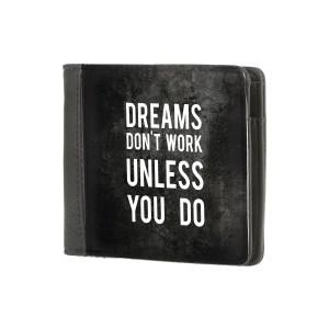 фото Кошелек ZIZ 'Мечты не работают, пока не работаешь ты' (43015) #2