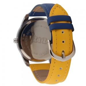 фото Часы наручные ZIZ 'Флаг треугольники' сине-желтый (1415916) #2