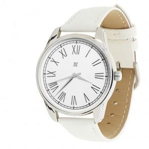 Подарок Часы наручные ZIZ 'Римская классика' белый (1416102)