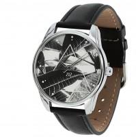Подарок Часы наручные ZIZ 'Тропический' черный (1415701)