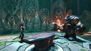 скриншот Darksiders 3 PS4 - Русская версия #3