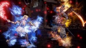 скриншот SoulCalibur 6 PS4 - Русская версия #3