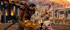 скриншот SoulCalibur 6 PS4 - Русская версия #4
