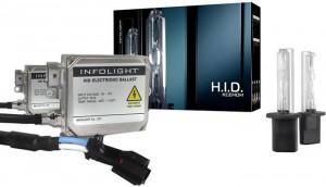 Ксенон Infolight H8-11 4300K 50W