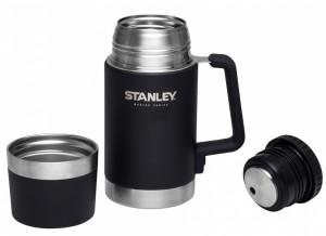 фото Пищевой термос Stanley Master 0.7 л (6939236338097) #2