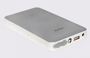 Портативное пусковое зарядное устройство GT S8  silver
