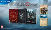 игра God of War Limited Edition (PS4, русская версия)