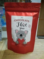 Подарок Шоколад Candy's 'I love you' (коала)