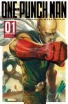 Книга One-Punch Man. Книги 1-2