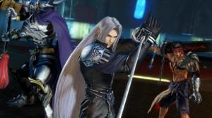 скриншот Dissidia: Final Fantasy NT PS4 #3