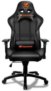 кресло Геймерское кресло Cougar Armor Black (4715302440350)
