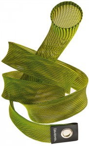 Чехол для удилища Daiwa 'Rod Cover Black/Green' 190 x 4cm (15839-006)