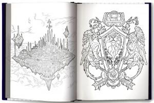фото страниц World of Warcraft. Книга для творчества #8