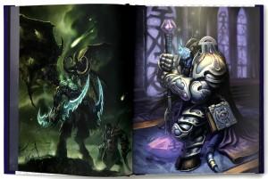 фото страниц World of Warcraft. Книга для творчества #7